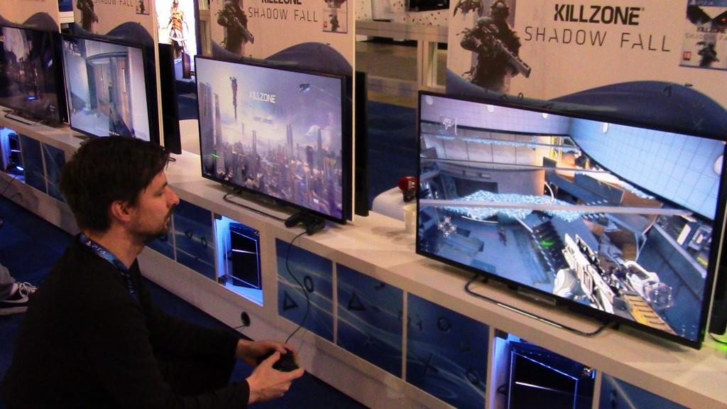 Misja Baas er sjefs designer for Killzone Shadow Fall. Utrolig grei type.