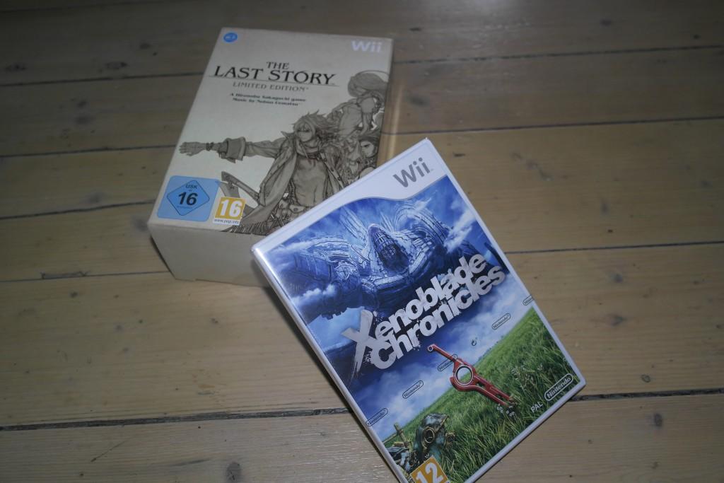 Dette er de to sangomsuste RPG-ene til Wii. Hørte den ene sugde, og den andre var veldig god. Hvilken er den rette?