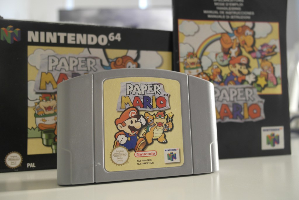 Dette får bare bli min N64 stolthet!