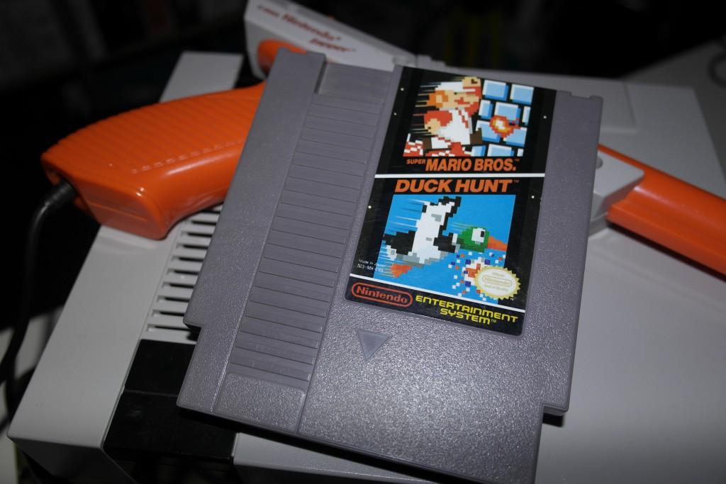 Var halvprissalg på spill. Mario Kart 64 var der, men var nøyaktig 100kr dyrere enn denne tittelen, så det ble denne Larsen punga ut... som alt annet denne helga.