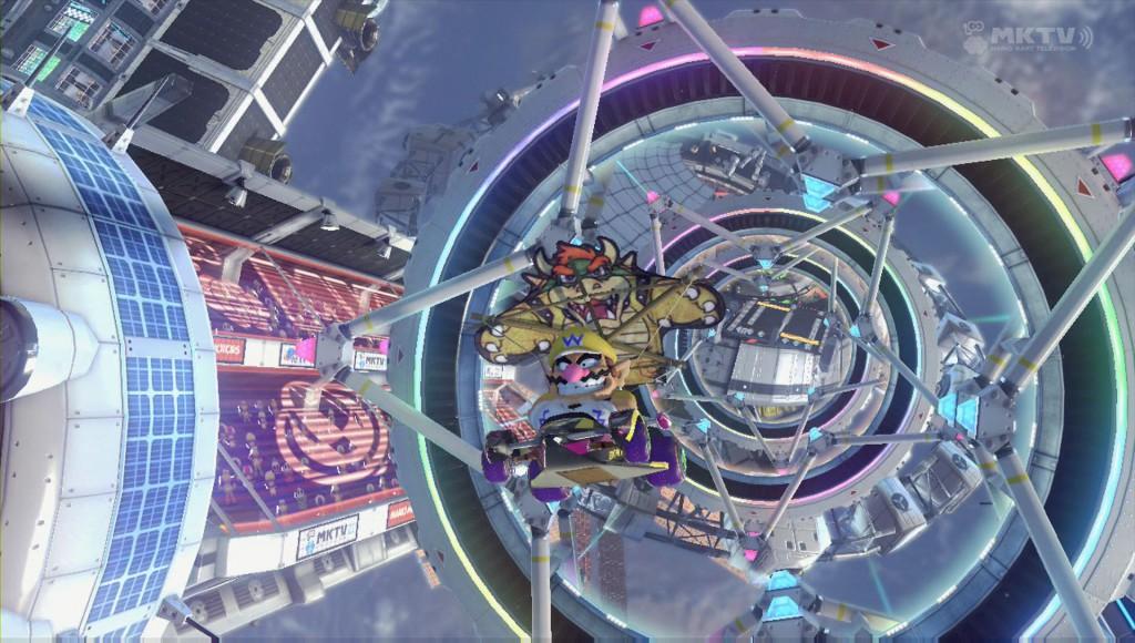 Den nye stjernebanen byr på vektløs action!